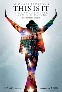 Michael jackson this is it movie poster revealed